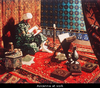 Avicenna_at_work