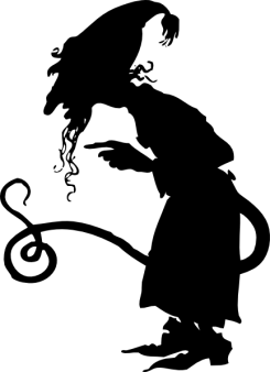 free-vector-stranger-with-a-tail-clip-art_111527_Stranger_With_A_Tail_clip_art_hight